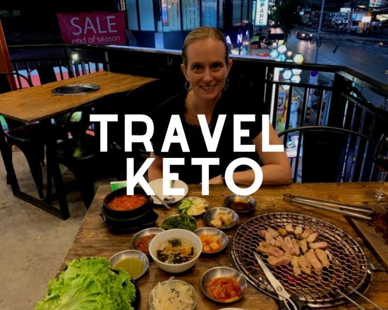 travel keto diet